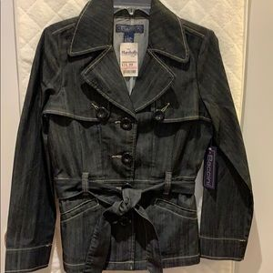 Trench Jean Jacket